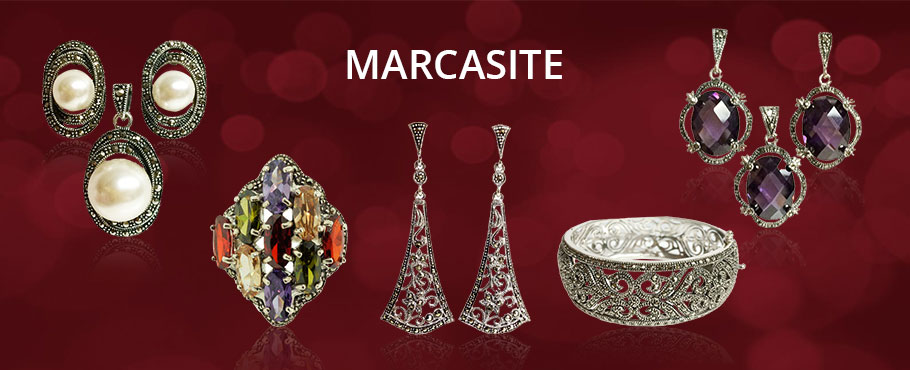 Beautiful Marcasite Jewelry