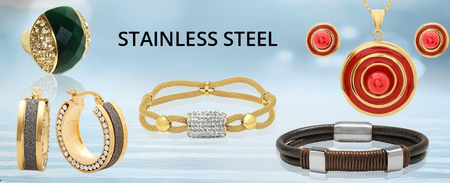 Wholesale stainless steel jewelry ny silver jewelry wholesale wholesale stainless steel jewelry mozeypictures Choice Image