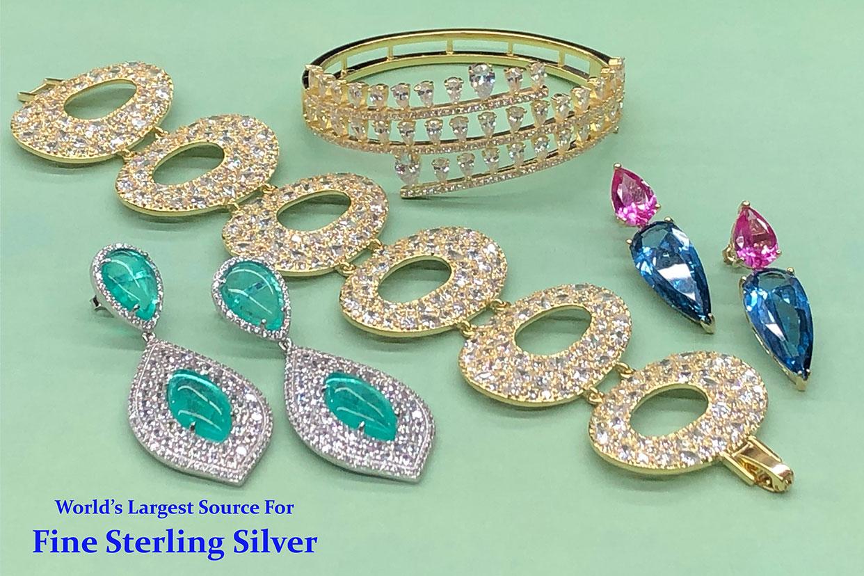 Fine Sterling Silver